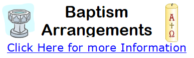 Baptism Arrangements